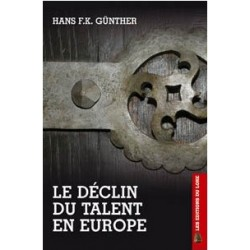 Le déclin du talent en Europe - Hans F.K. Günther
