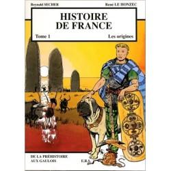BD - Histoire de France - Reynald Secher