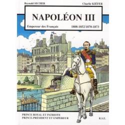 BD - Napoléon III - Reynald Secher