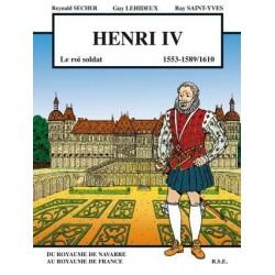 BD - Henri IV - Reynald Secher