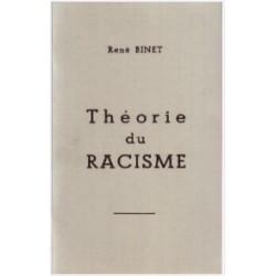 Théorie du racisme - René Binet