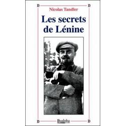 Les secrets de Lénine - Nicolas Tandler