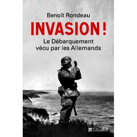 Invasion ! - Benoît Rondeau