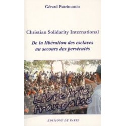 Christian Solidarity International - Gérard Patrimonio