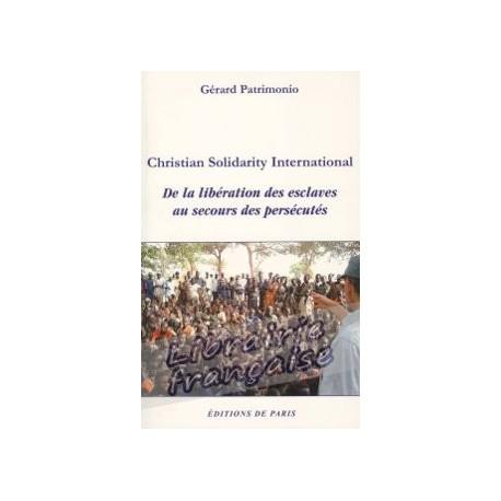 Christian Solidarity International - Gérard Patrimonio