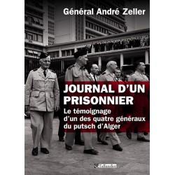Journal d'un prisonnier - André Zeller