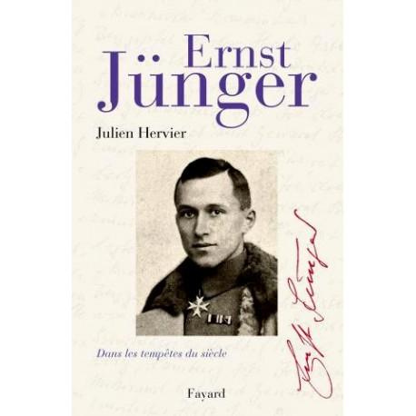 Ernst Jünger - Julien Hervier