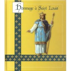 Hommage à Saint louis - Jérôme Arnauld des Lions