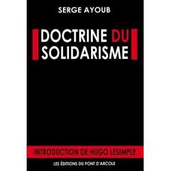 Doctrine du solidarisme - Serge Ayoub