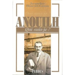 Anouilh - Jacqueline Blancart-Cassou