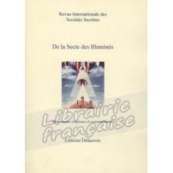 De la secte des Illuminés - Revue internationale des Sociétés Secrètes