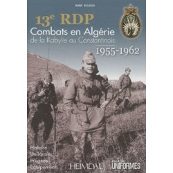 13e RDP combats en Algérie - Mark Bruschi
