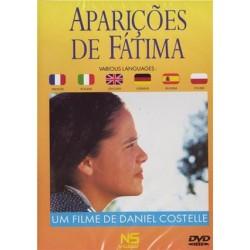 Apariçaoes de Fatima - Daniel Costelle DVD Documentaire