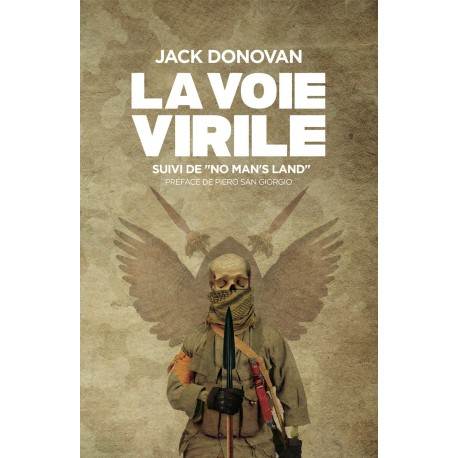 La voie virile - Jack Donovan