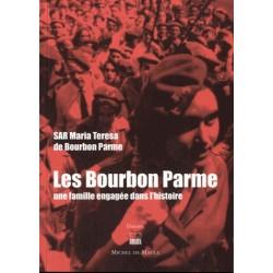 Les Bourbon Parme - SAR Maria Teresa de Bourbon Parme