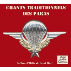CD: Choeur Montjoie St Denis - Chants traditionnels des paras