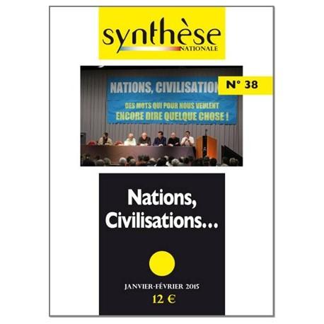 Synthèse nationale n°38 - Janvier- Février 2015