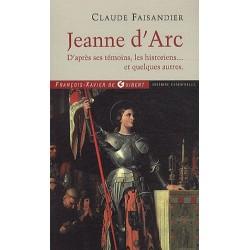 Jeanne d'Arc - Claude Faisandier