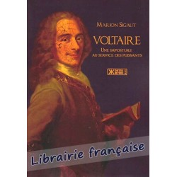 Voltaire - Marion Sigaut