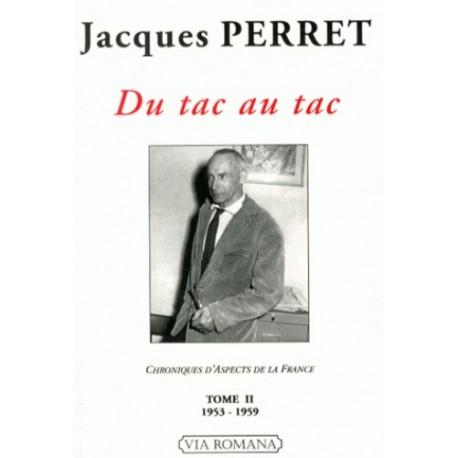 Du tac au tac - Jacques Perret