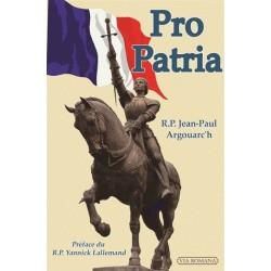Pro patria - R.P. Jean-Paul Argouarc'h