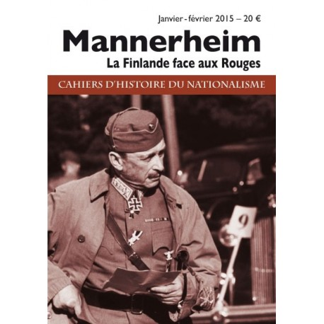Mannerheim - Cahiers d'histoire du nationalisme