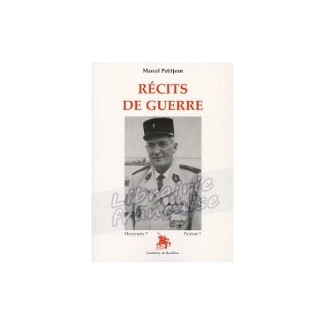 Récits de guerre - Marcel Petitjean