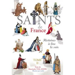 Saints de France - Tome II - Vial-Andru, Judie