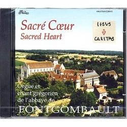 CD : Sacré Coeur -  Abbaye de Fontgombault