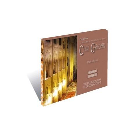 CD : L'année liturgique en chant grégorien - Volume 1