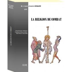 La religion de combat - Abbé Joseph Lémann