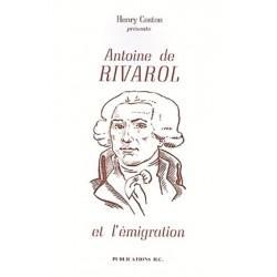 Antoine de Rivarol et l'émigration de Coblence - Henry Coston