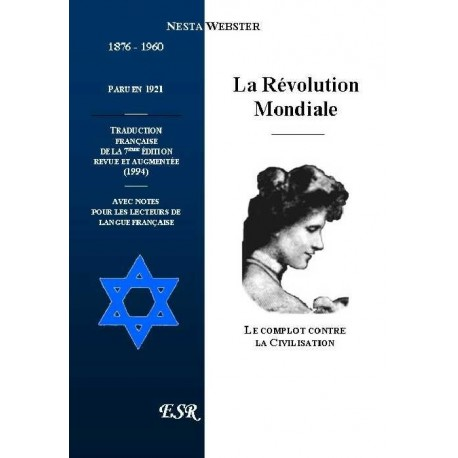 La Révolution mondiale - Nesta Webster