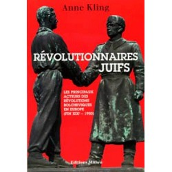 Révolutionnaires juifs - Anne Kling