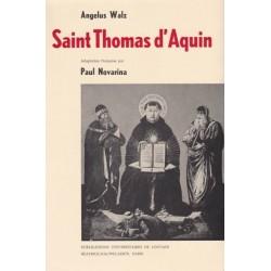 Saint Thomas d'Aquin - Angelus Walz