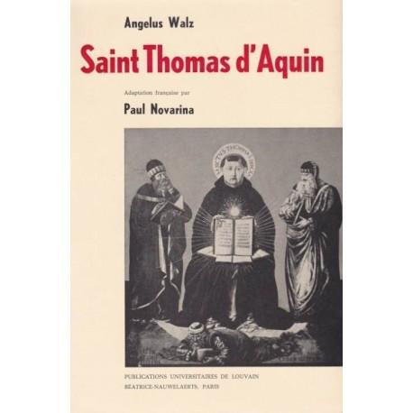 Saint Thomas d'Aquin - Agelus Walz