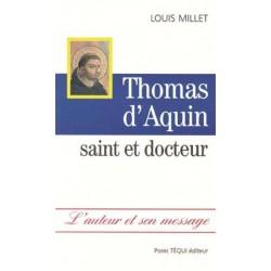 Thomas d'Aquin - Louis Millet