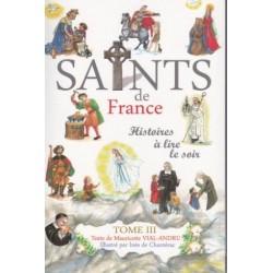 Saints de France - Tome III - Mauricette Vial-Andru