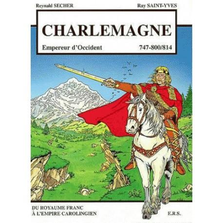 BD - Charlemagne - Reynald Secher