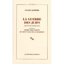 La guerre des juifs - Flavius Joseph