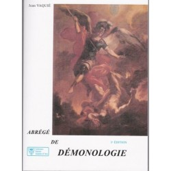 Abrégé de démonologie - Vaquié
