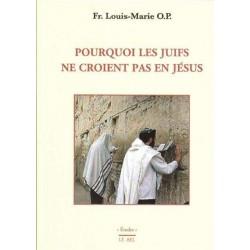 Pourquoi les juifs ne croient pas en Jésus - Fr. Louis-Marie