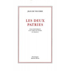 Les deux patries - Jean de Viguerie