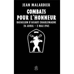 Combats pour l'honneur - Jean Maladier