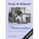 Mémoires Inachevées - Serve de Beketch