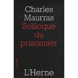 Soliloque du prisonnier - Charles Maurras