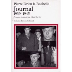 Journal (1939-1945) - Pierre Drieu La Rochelle