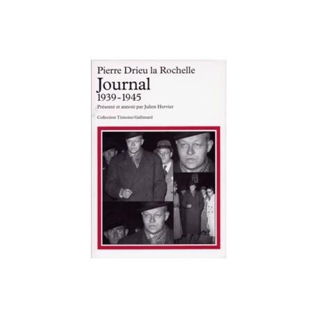 Journal (1939-1945) - Pierre Drieu La Rochelle