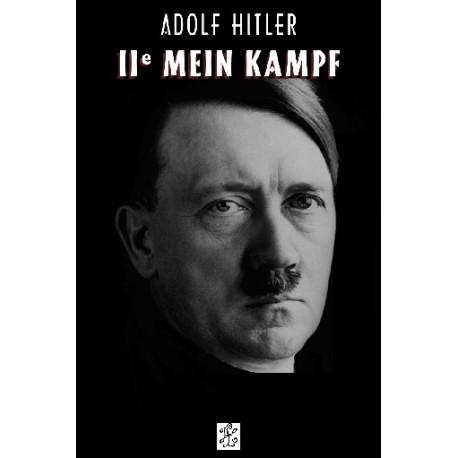 IIe Mein Kampf - Adolf Hitler