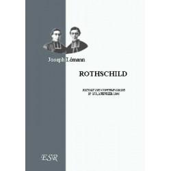 Rothschild - Joseph Lémann